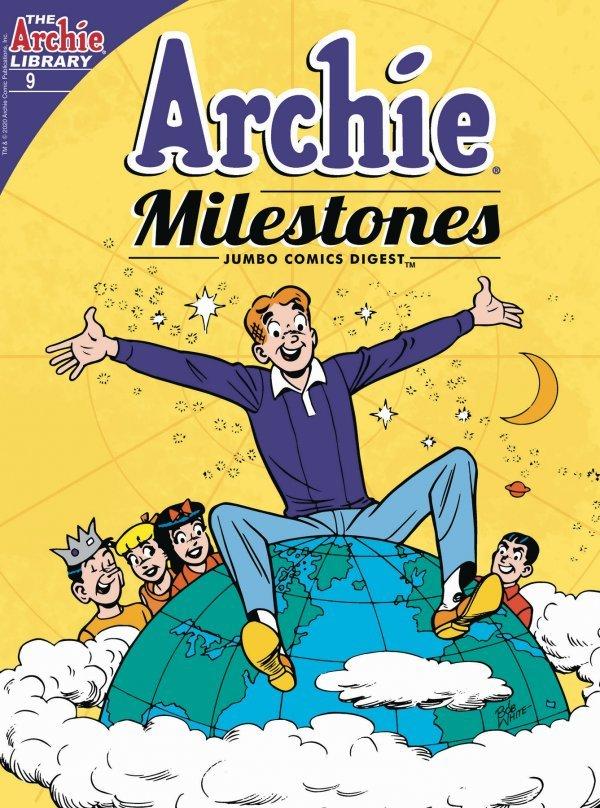 Archie Milestones Jumbo Comics Digest #9
