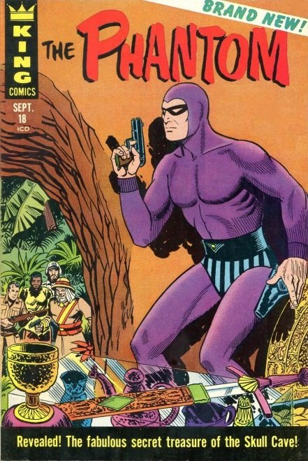 The Phantom #18