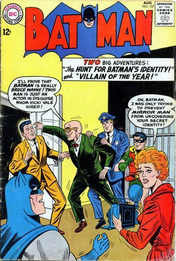 Batman #157