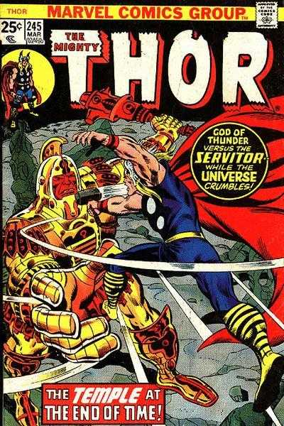 The Mighty Thor #245