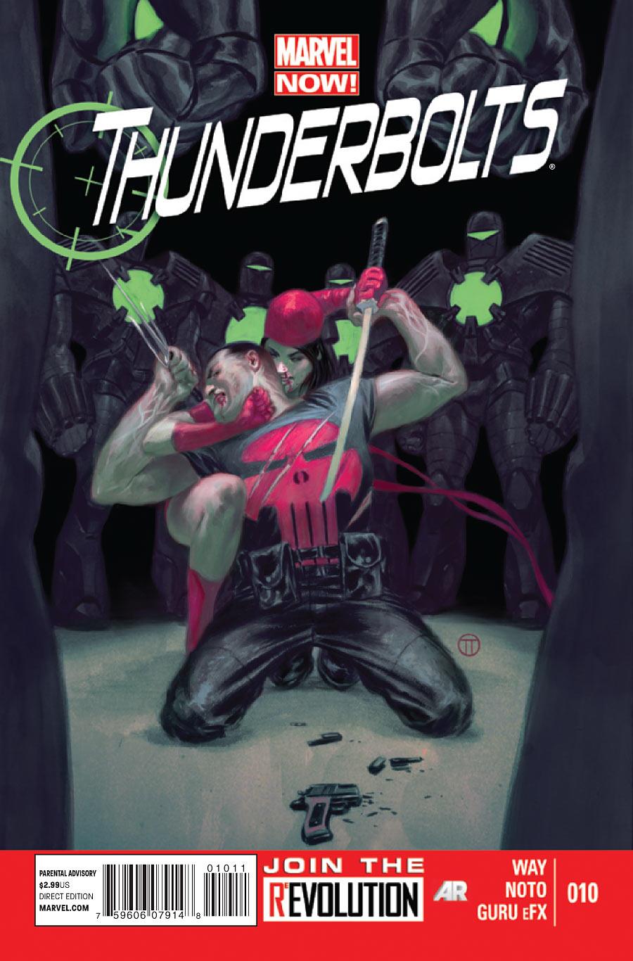 Thunderbolts #10