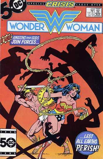 Wonder Woman #328
