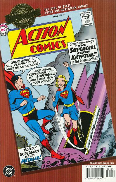 Millennium Edition: Action Comics #252