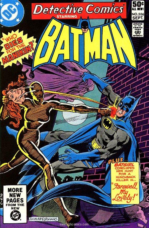 Detective Comics #506