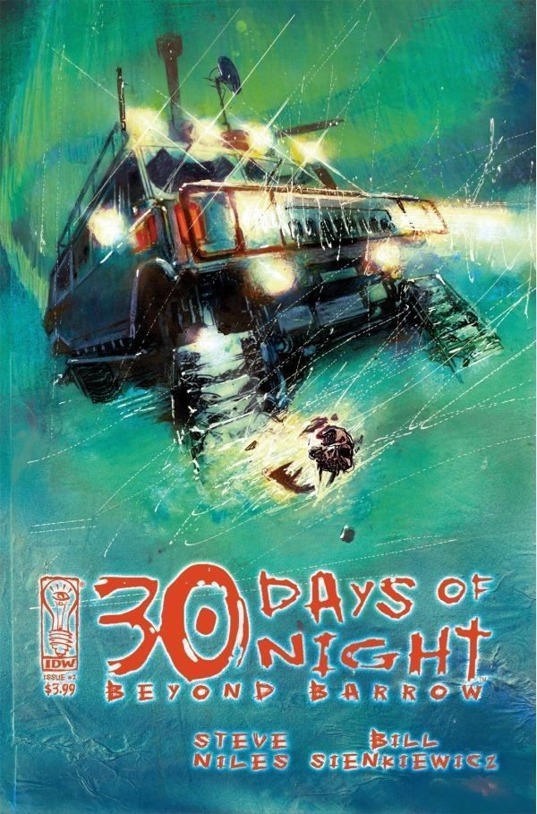 30 Days of Night: Beyond Barrow #2