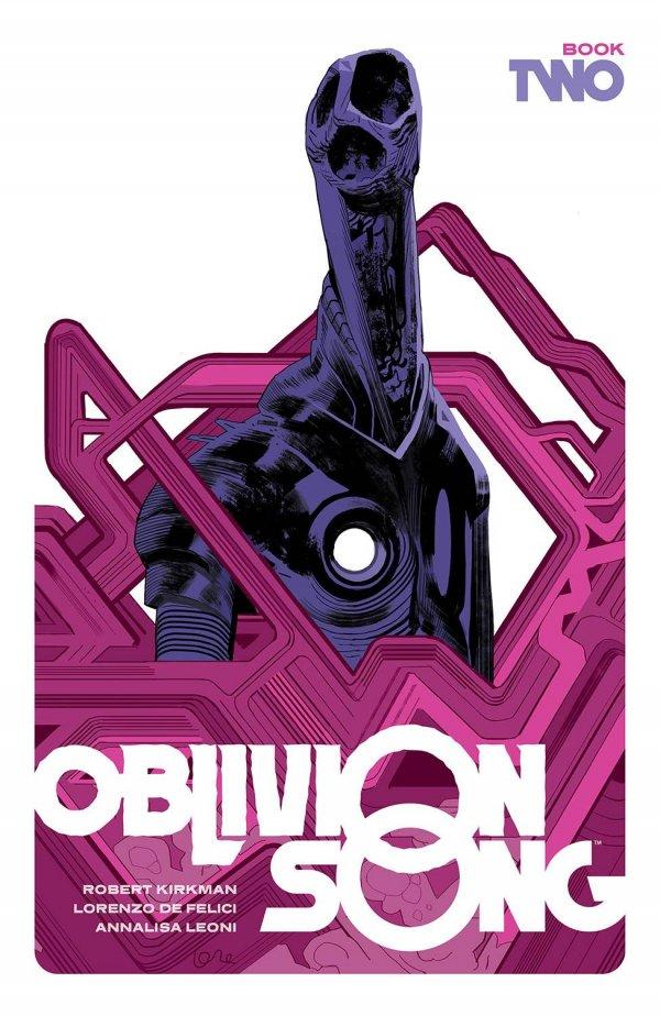 Oblivion Song Book 2 HC