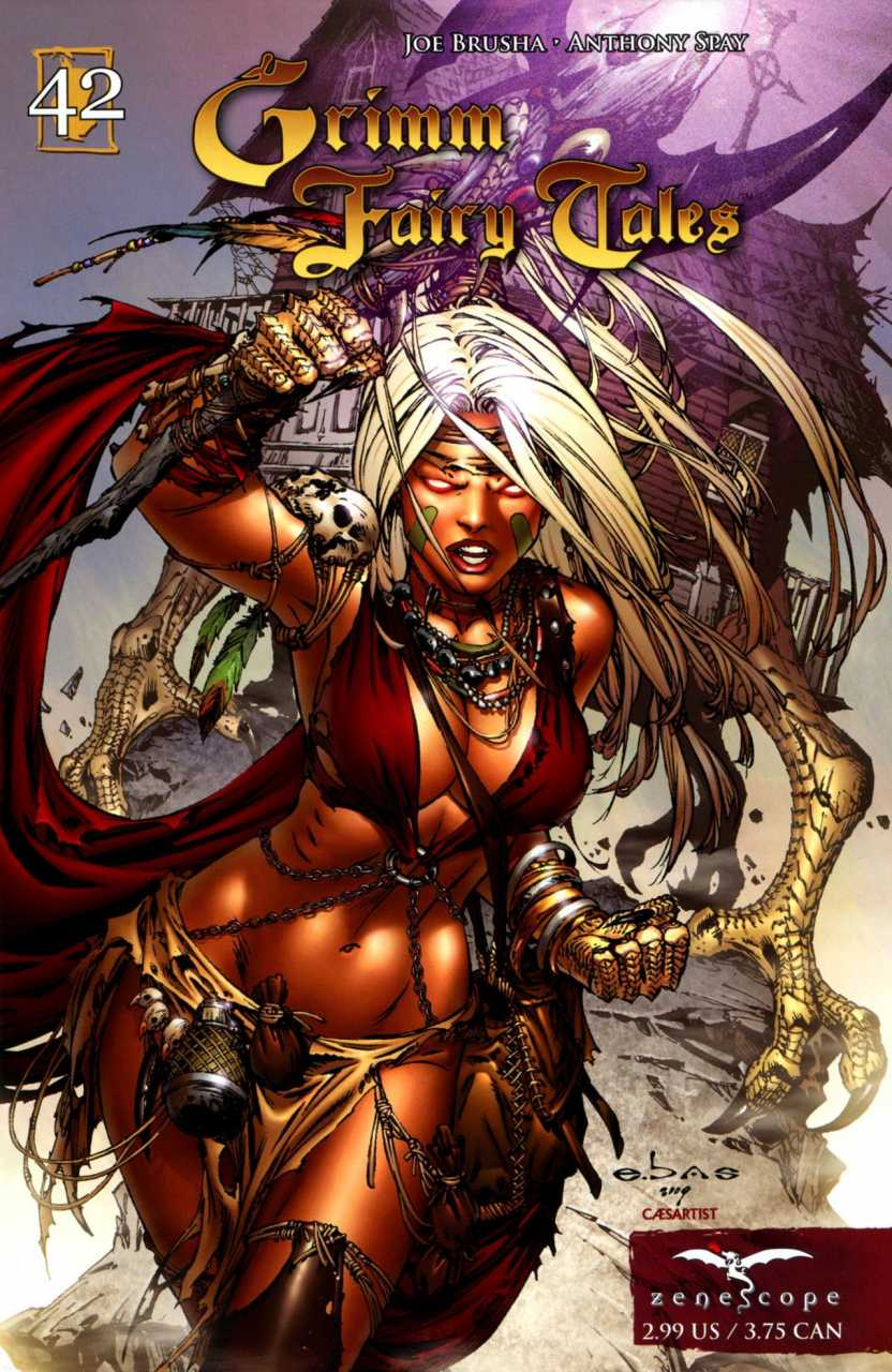 Grimm Fairy Tales #42