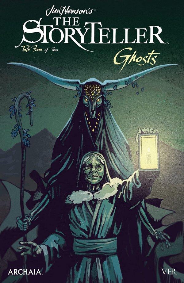 Jim Henson's Storyteller: Ghosts #4