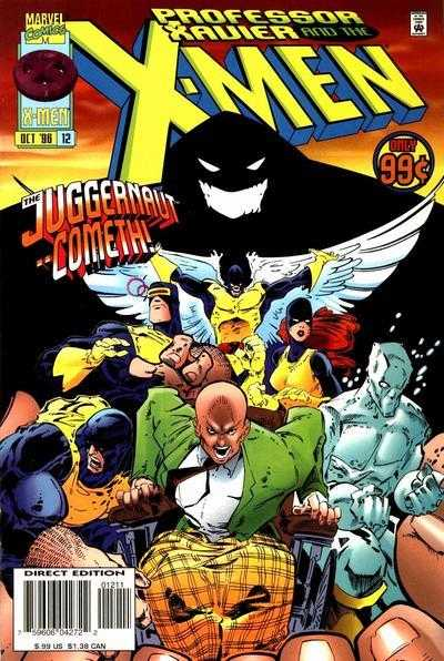 Professor Xavier and the X-Men #12