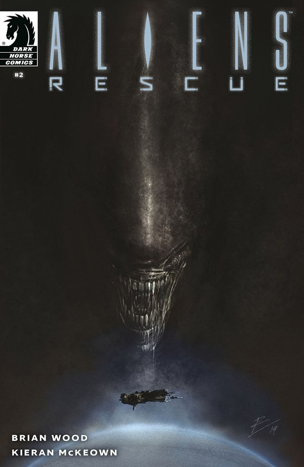 Aliens: Rescue #2