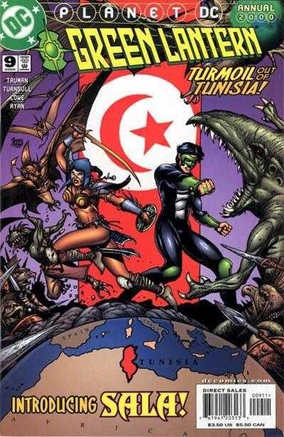 Green Lantern Annual #9