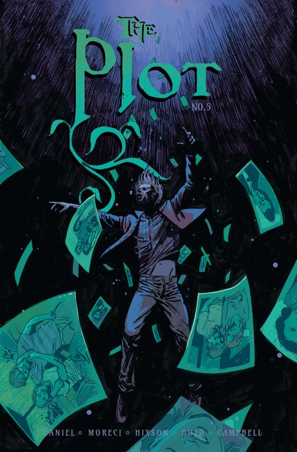 The Plot #5 review