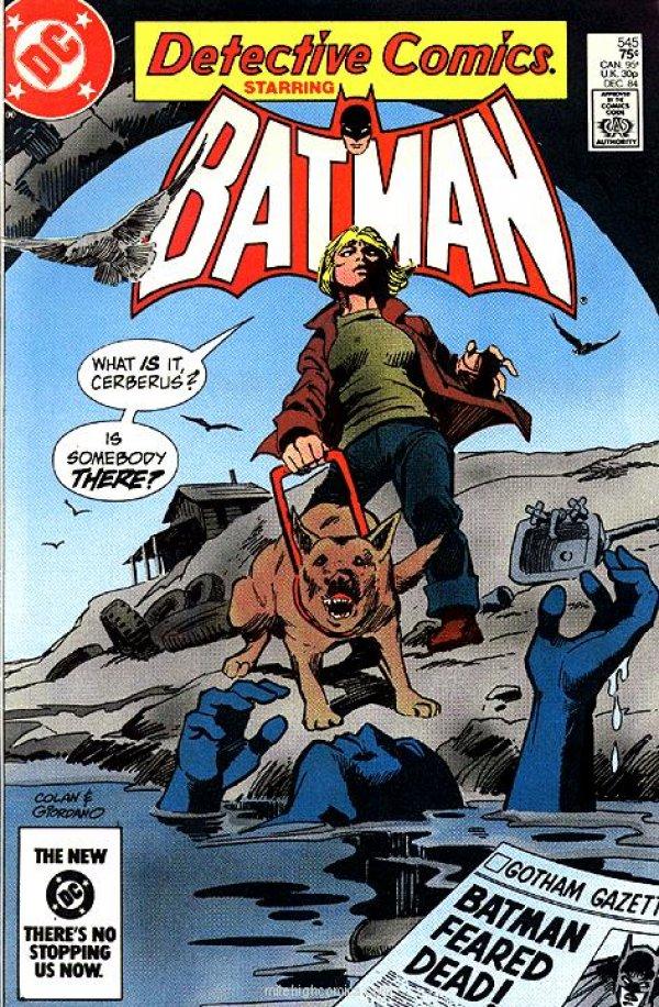 Detective Comics #545