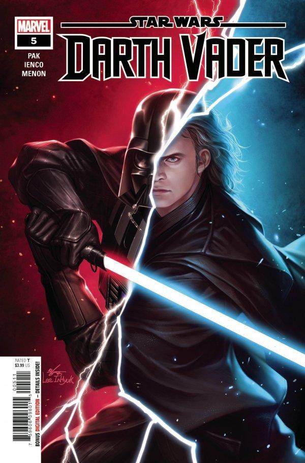 Star Wars: Darth Vader #5