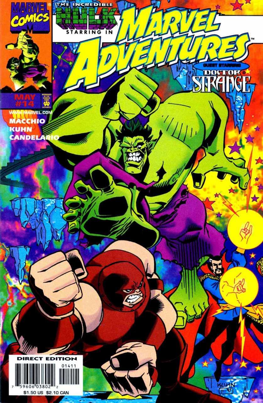 Marvel Adventures #14