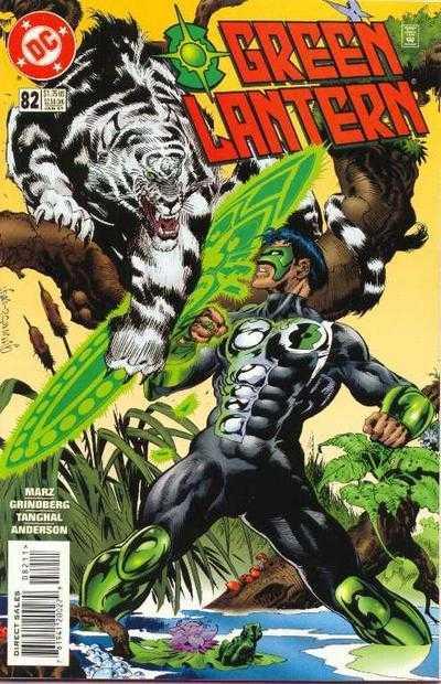 Green Lantern #82