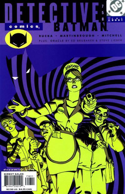 Detective Comics #758