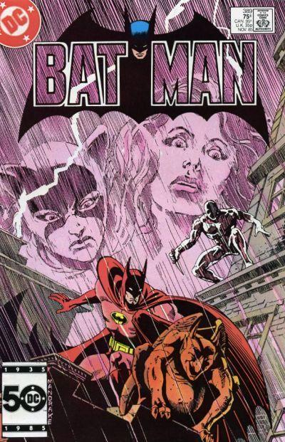 Batman #389