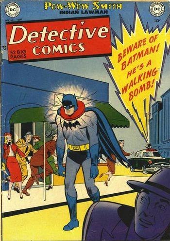 Detective Comics #163