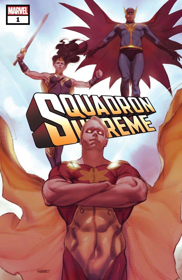 Squadron Supreme: Marvel Tales #1