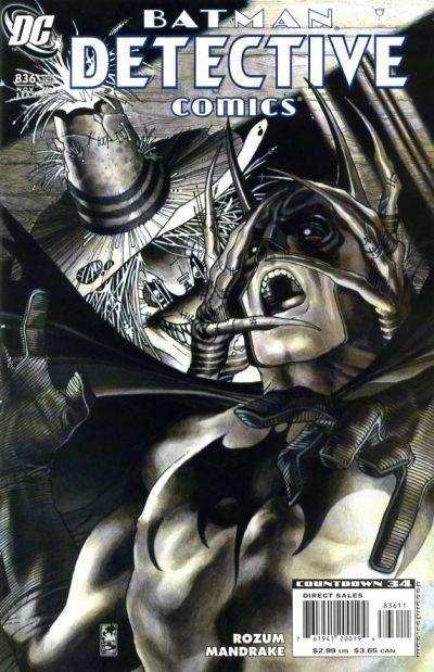 Detective Comics #836