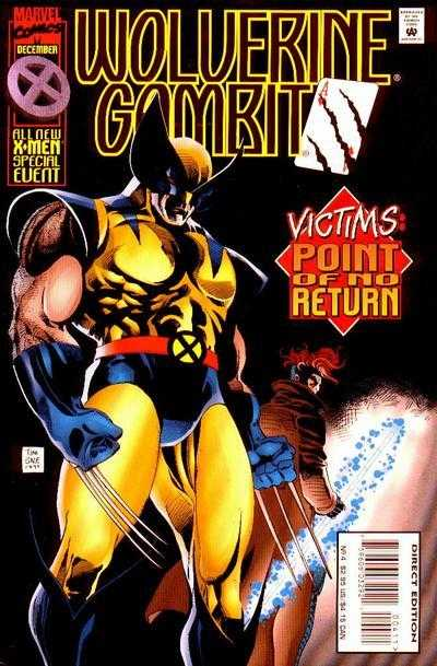 Wolverine / Gambit: Victims #4