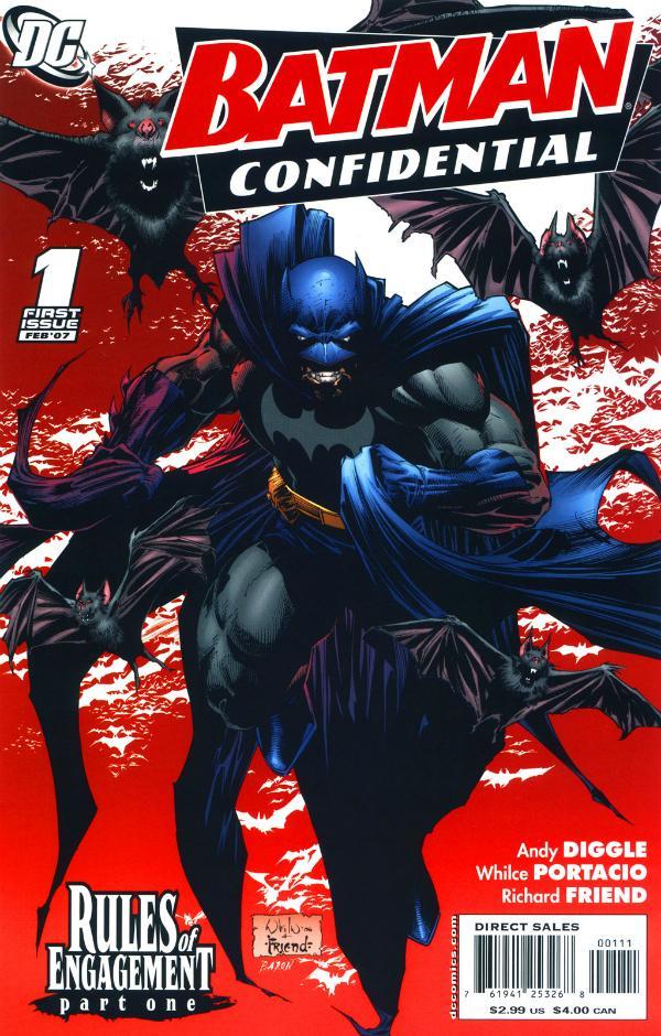 Batman Confidential #1