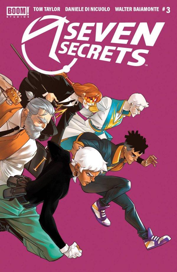Seven Secrets #3