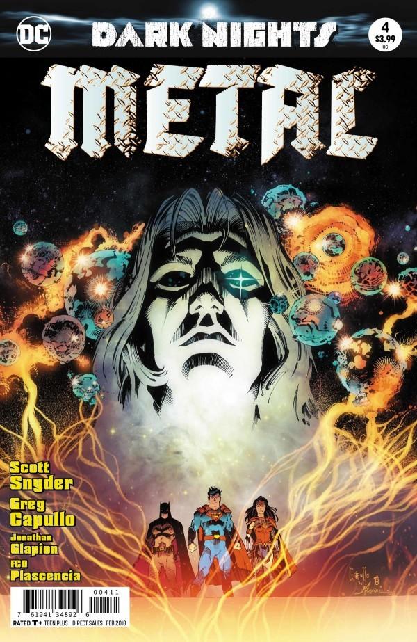 Dark Nights: Metal #4