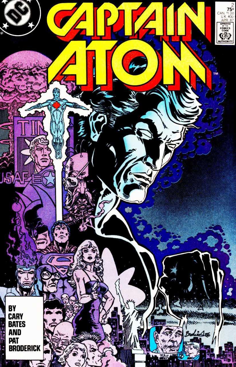 Captain Atom #2