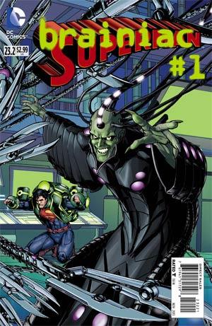 Superman #23.2 Brainiac