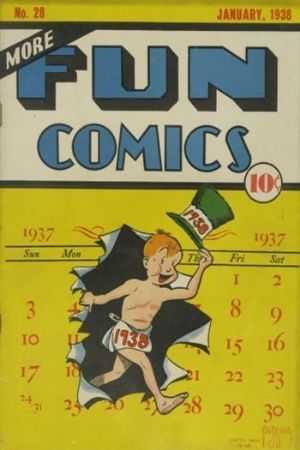More Fun Comics #28