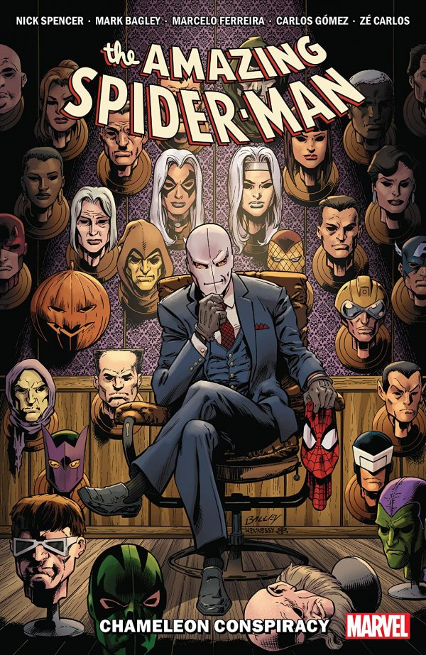 The Amazing Spider-Man by Nick Spencer Vol. 14: Chameleon Conspiracy TP