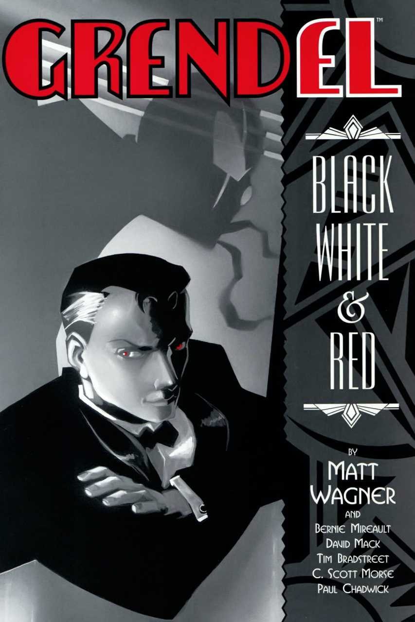 Grendel: Black, White, & Red #2