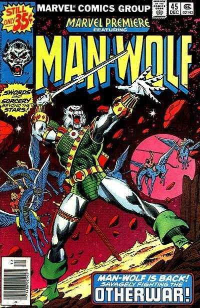 Marvel Premiere #45