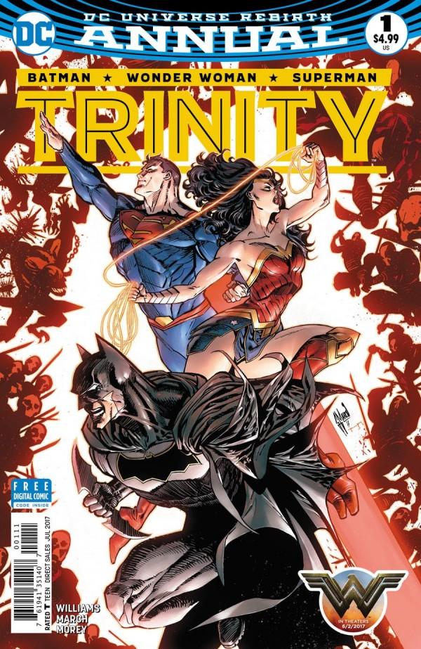 Trinity Annual #1