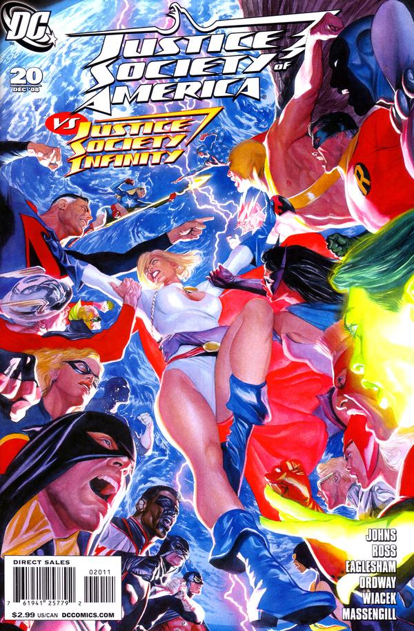 Justice Society of America #20