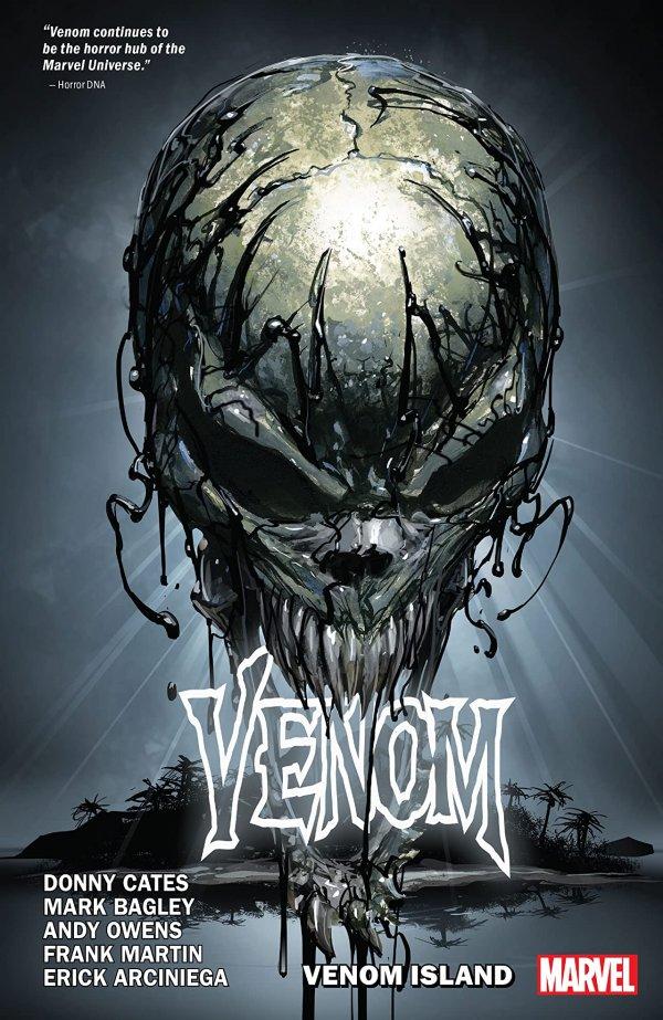 Venom by Donny Cates Vol. 4: Venom Island TP