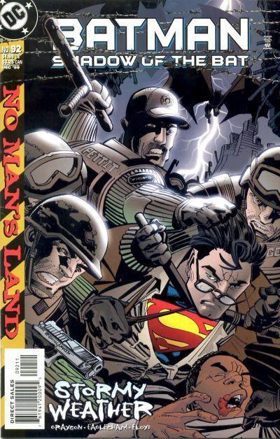 Batman: Shadow of the Bat #92