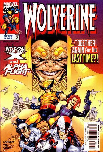 Wolverine #142