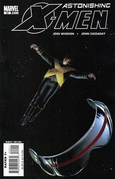 Astonishing X-Men #22