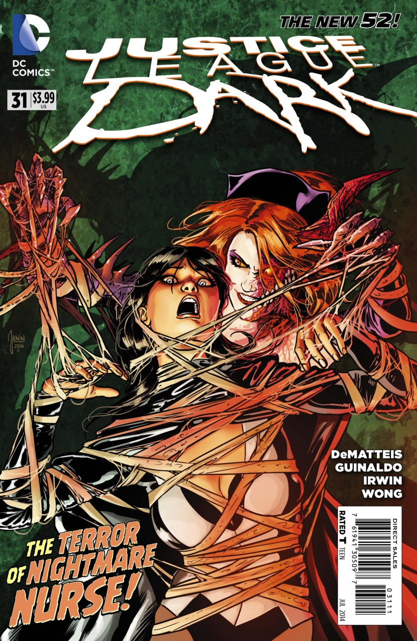 Justice League Dark #31