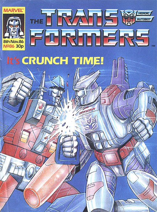 The Transformers #86