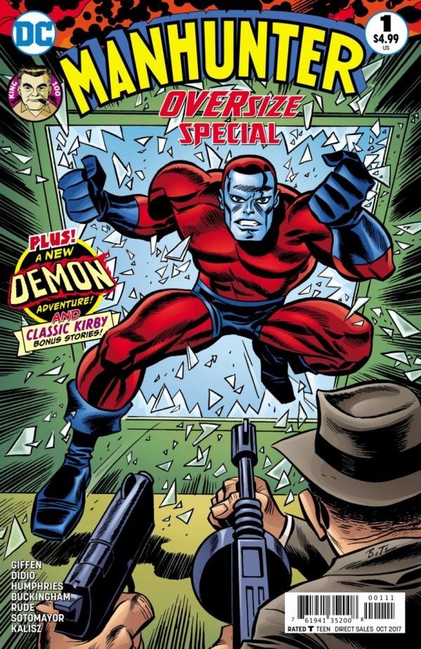 Manhunter Special #1