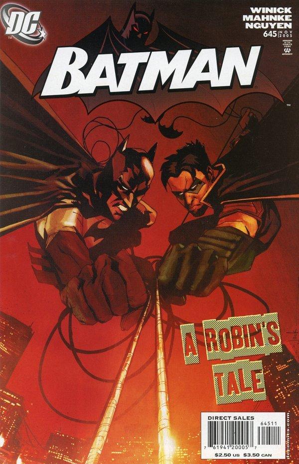 Batman #645