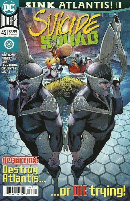 Suicide Squad #45