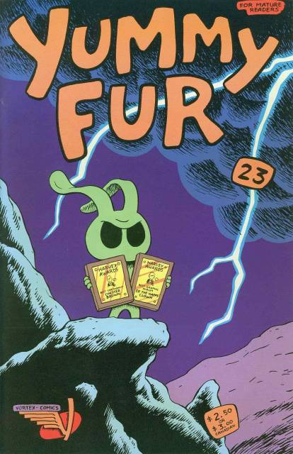 Yummy Fur (Vortex) #23