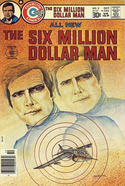 The Six Million Dollar Man #3