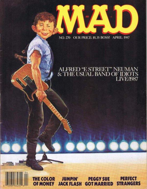 Mad Magazine #270