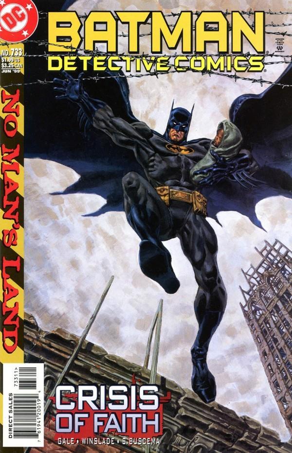Detective Comics #733
